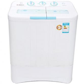 双缸半自动洗衣机